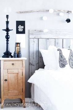 Cabeceros Con Listones Y Blogs · Plank Headboards U0026 Blogs