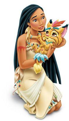 Pocahontas From Umario 👑
