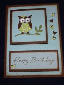 Stampin' Up! owl punch | Cards! | Pinterest