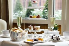 £35 Afternoon Tea at The Connaught Mayfair