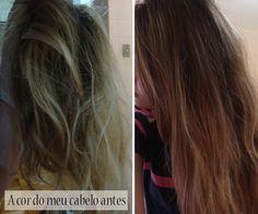 cabelo colorido + como pintar o cabelo com anilina