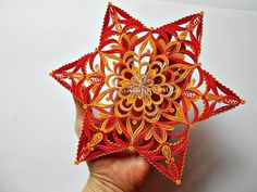 quilling by Ada!