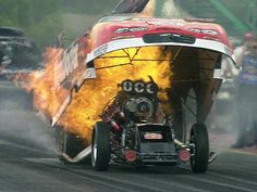 Drag Racing Accident    By muddog299