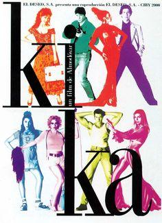 Kika (1993, Pedro Almodóvar)