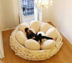 Pillow nest