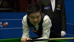 Snooker, my love: 2015 World Championship (Day 4) - Ding misses 147, O'Sullivan plays in his socks