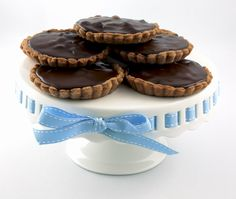 Jamie Oliver's Food Revolution Chocolate Hazelnut Tarts | Deliciousness with a cause