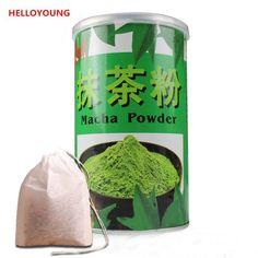 C-TS010 Premium 150g Japanese Matcha Green Tea Powder 100% Natural Organic slimming tea reduce weight loss food hearth care