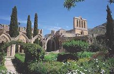 Bellapais Abbey in Kyrenia, Northern Cyprus.  Tied the knot here :)