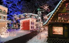 The Charming Christmas Village In Utah You'll Want To Visit This Season