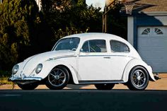 vw beetle, cal style | 1964 Cal Look VW Beetle Sedan For Sale @ Oldbug.com