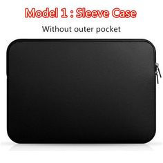 """Sleeve Case For Macbook Laptop AIR PRO Retina 11"""",12"""",13"""",15 inch, Notebook Bag 14"""" ,13.3"""",15.4"""""""