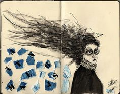 Мексиканская художница ERIKA KUHN — Look At Me — Посты — поток «Иллюстрация»