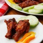 Teriyaki Barbecue Wings