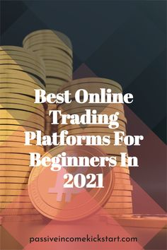 Start online trading and make your money work for you! Best platforms to make some money in 2021. #moneyideas #makemoney #sidehustle #investing Make Money From Home, Make Money Online, How To Make Money, Internet Marketing, Marketing And Advertising, Stock Research, Complex Systems, Simple App, Free Advice