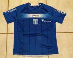 JOMA Honduras National Team 2010 #12 Away Soccer Jersey Men's Small in Sports Mem, Cards & Fan Shop, Fan Apparel & Souvenirs, Soccer-National Teams | eBay