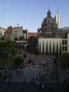 Centro de Medellin,2016.