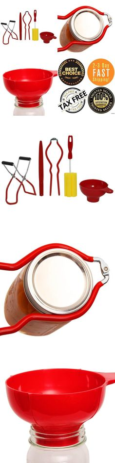 1 Wide Mouth Storage Lid 1 1 Set of Tongs and Instructions Fermentation Kit with 1 Wide Mouth Fermenting Lid with Grommet and Airlock Device 64 ounce Mason Jar