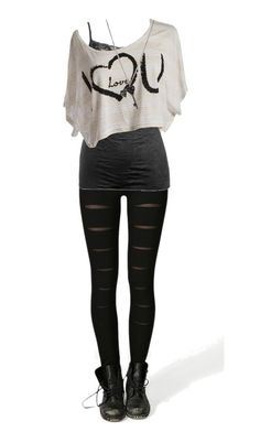 Learn About These Best teen fashion outfits 8691 Cute Emo Outfits, Edgy Outfits, Mode Outfits, Hipster Outfits, Grunge Outfits, Teen Fashion Outfits, Outfits For Teens, Girl Outfits, Womens Fashion