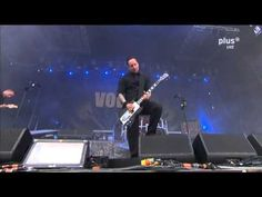 Volbeat - Heaven Nor Hell - If you're not familiar with these guys, you've gotta check them out.  Great rock band!