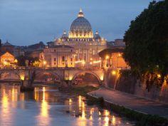 Lista de imperdíveis em quando em #roma? 1. Vaticano