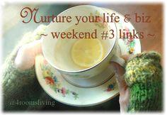 Missed last weekend links?:www.4roomsliving.co.uk
