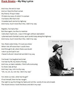 the way it was my life with frank sinatra