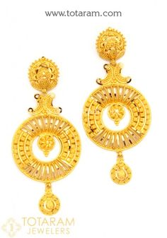 Totaram Jewelers Online Indian Gold Jewelry store to buy Gold Jewellery and Diamond Jewelry. Buy Indian Gold Jewellery like Gold Chains, Gold Pendants, Gold Rings, Gold bangles, Gold Kada Chand Bali Earrings Gold, Gold Chandelier Earrings, Gold Drop Earrings, Round Earrings, Gold Temple Jewellery, Gold Jewelry, Diamond Jewelry, Ear Jewelry, Stone Jewelry