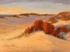 """Daily Paintworks - """"First Light"""" by Laurel Daniel Light Study, Z Arts, Small Words, Fine Art Gallery, One Light, Great Artists, Landscape, Painting, Blog"""