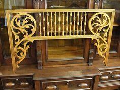 Victorian Architectural Woodwork Gingerbread  Fretwork