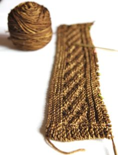 Selfish Knitting