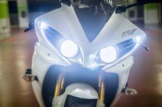 #Yamaha R1 White / #R1 Blanca