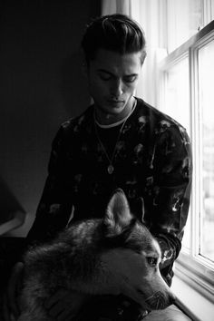 Harvey and Xavier. Lost Stars, People Photography, Face Claims, Submissive, Gorgeous Men, Male Models, Character Inspiration, Cute Dogs, Puppies