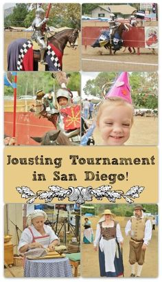 Jousting, anyone? Be sure to check out this educational, and entertaining…