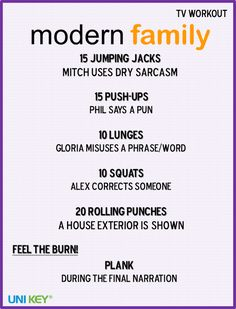 I usually don't pin workout routines, but this would be fun!