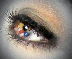 Passionately Patriotic Eye~