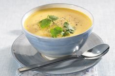 Parsnip Soup Recipe – Vegan Soup Recipes – Parsnip Recipes – Weight Loss Recipes – Gluten Free – All Recipes Food Cooking Network Carrot And Parsnip Soup, Carrot And Coriander Soup, Parsnip Recipes, Broccoli And Stilton Soup, Easy Soup Recipes, Lunch Recipes, Veggie Recipes, Drink Recipes, Soups