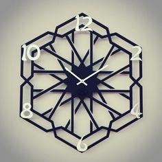 #moroccan #wallclock #interiordesign #islamicpattern #islamicart