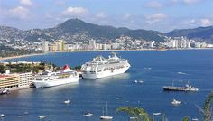 Acapulco - Dad wants to go here. I need to bring him.