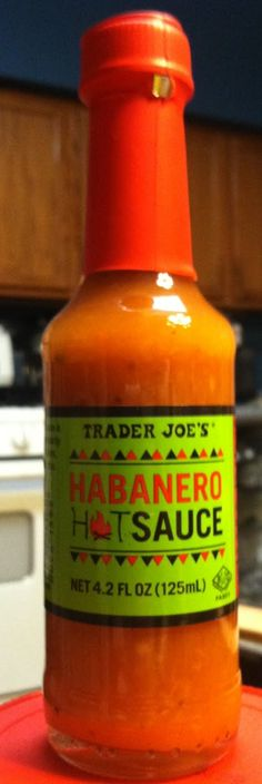 What's Good at Trader Joe's?: Trader Joe's Habenero Hot Sauce