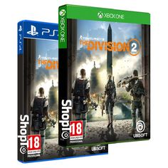 Double Whammy -  💀  #Division2 (#PS4 & #XboxOne) Was R999 - R799  Whatsapp: Shana +27 10 786 0152  (Until stock lasts) E&OE  Follow us: @GamesMHC   #MHCWorld #MHC #PS4Pro #XBOXONE #XBOXONES #XBOXONEX #gaming #gamerssouthafrica #fridayfeeling #fridayfrenzy #FearlessFriday #Easter