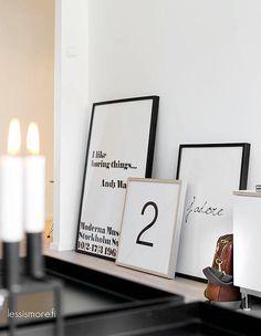 Less Is More - Inspiroivia koteja | INSPIROIVA KAKSIO 50-LUVUN KERROSTALOSSA