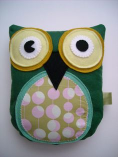 Loving owl and woodland cushions and crafts!