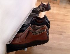 Picture of Floating Shoe Rack
