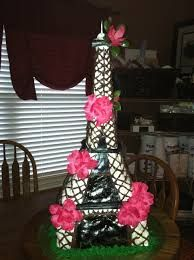 Eiffel Towers Birthday Cakes And Towers On Pinterest