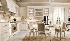 Sensational reached diy shabby chic home decor More about the author French Kitchen, Country Kitchen, Remodeling Mobile Homes, Home Remodeling, Decor Interior Design, Diy Design, Shabby Chic Kitchen Table, Kitchen Images, White Rooms