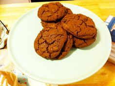 .:Baking Arts:.: Fleur de Sel Double Chocolate Cookies