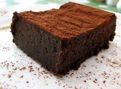 flourless chcolate cake pic...this is such an easy recipe