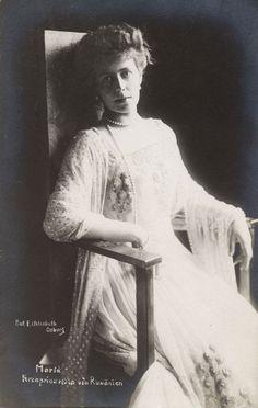 Crown Princess Marie of Romania. Romanian Royal Family, Greek Royal Family, Queen Victoria Children, Royal Blood, Grand Duke, Prince Albert, Portraits, Prince And Princess, Ferdinand