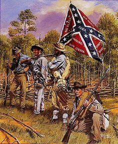 civil war infantry art prints - Bing Images